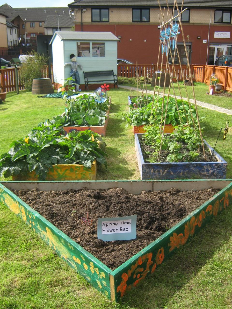Fasque Children's Garden